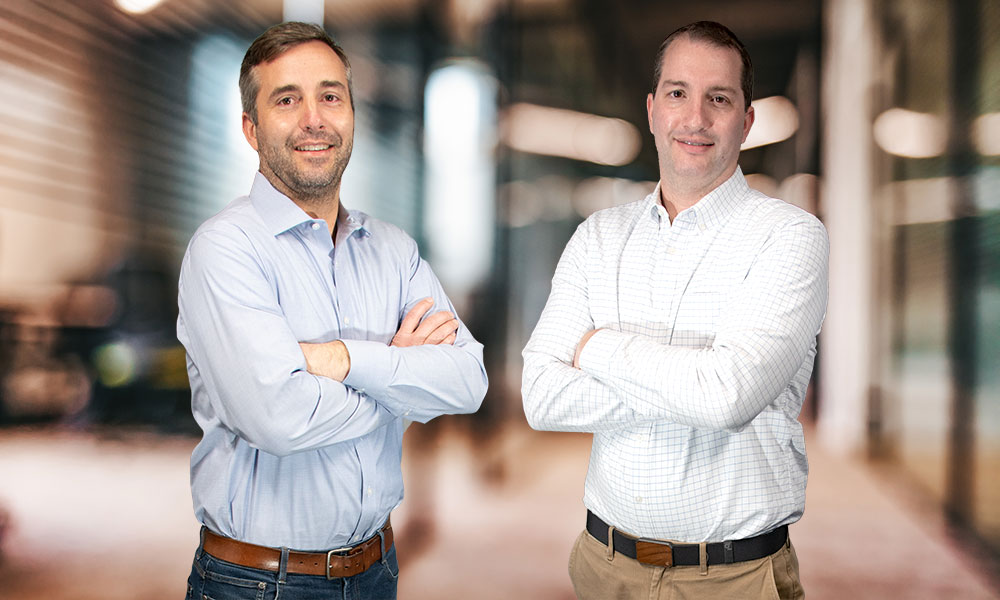 Newport Network Solution's Owners, Eric and Jason