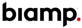 Biamp Logo Black Red 266x90
